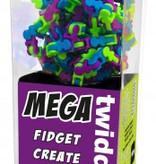 Mega Twiddle - multi color paars