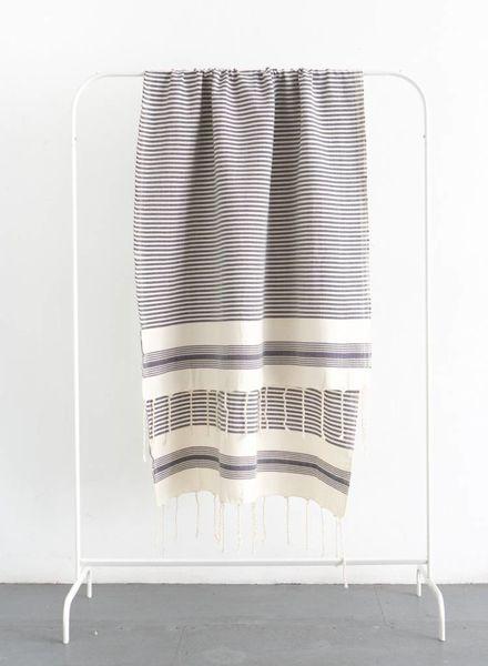 Handwoven Hammam Towel 02