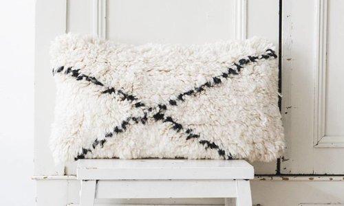 Beni Ouarain pillows
