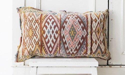 Vintage berber kussens