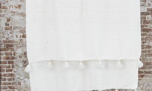 Handgeweven Berber dekens