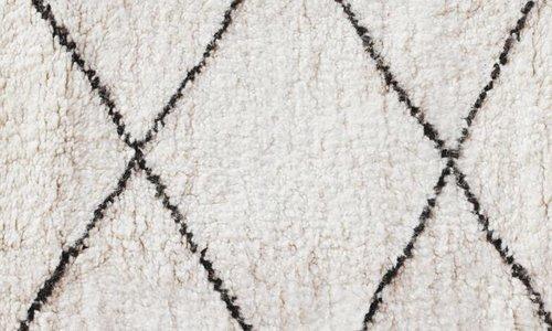 vintage Beni Ouarain rugs
