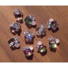 3D kristalletjes