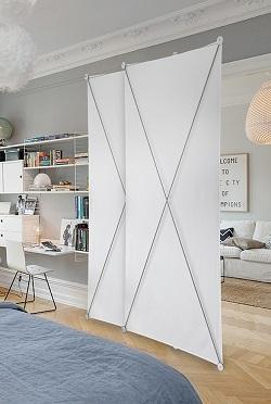Scheidingswand voor slaapkamer - Afscheiding glas keuken woonkamer ...