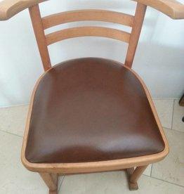 Retro/Vintage Artdeco stoel
