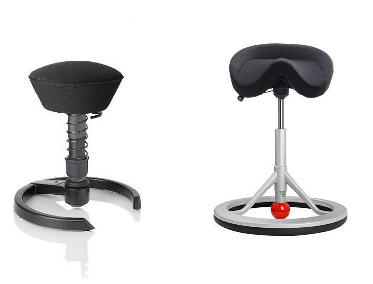ergonomische bureaustoelen swopper backapp