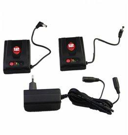 Gerbing B12V-1400 Batterijen