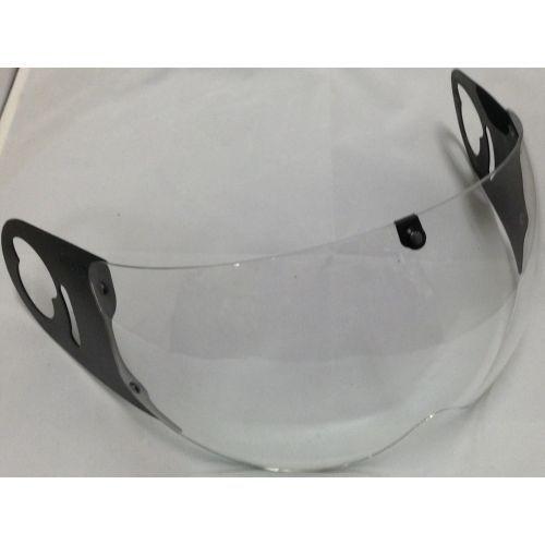 Roof Boxer V8 clear visor