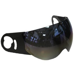 Roof Boxer V8 visor: blue irridium