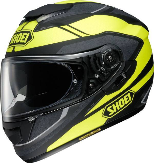Shoei GT-air Swayer Yellow