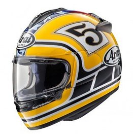 Arai Chaser-X Shaped Edwards Legend Yellow