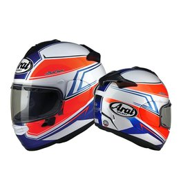 Arai Chaser-X Shaped Blue