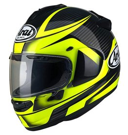 Arai Chaser-X Though Neon Yellow