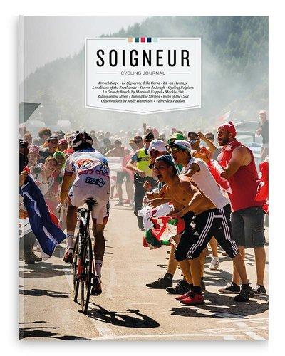 Soigneur Cycling Journal 15