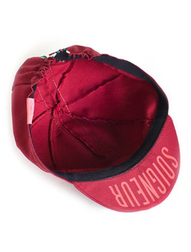 CYCLING CAP (RED) - SOLD OUT