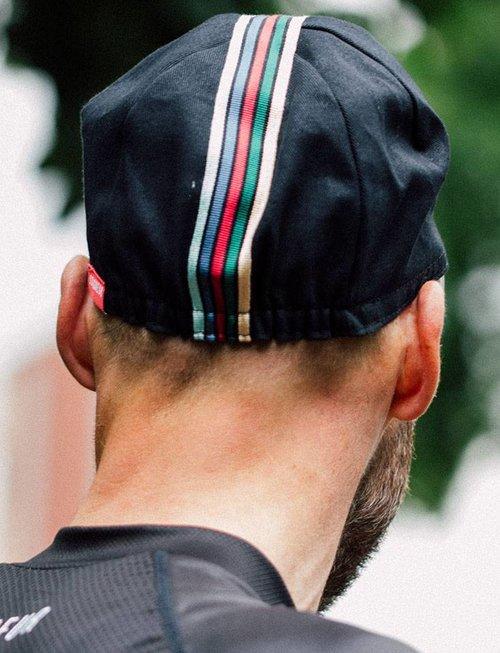 CYCLING CAP (BLACK)