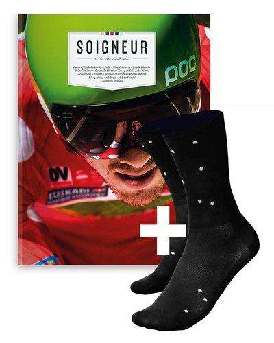 Soigneur #17 & FINGERSCROSSED Socks