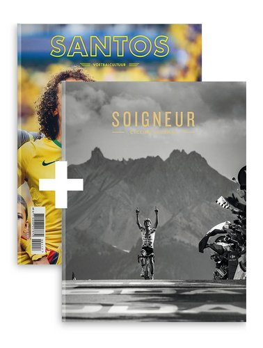 Soigneur Cycling Journal #18 + Santos Magazine #5