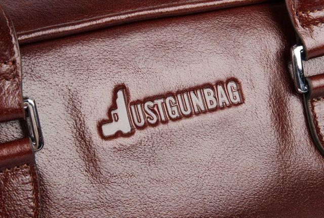 JustGunBag® JGB Duffle Auburn