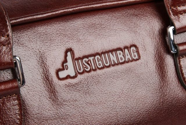 JustGunBag® JGB Duffle Bruin