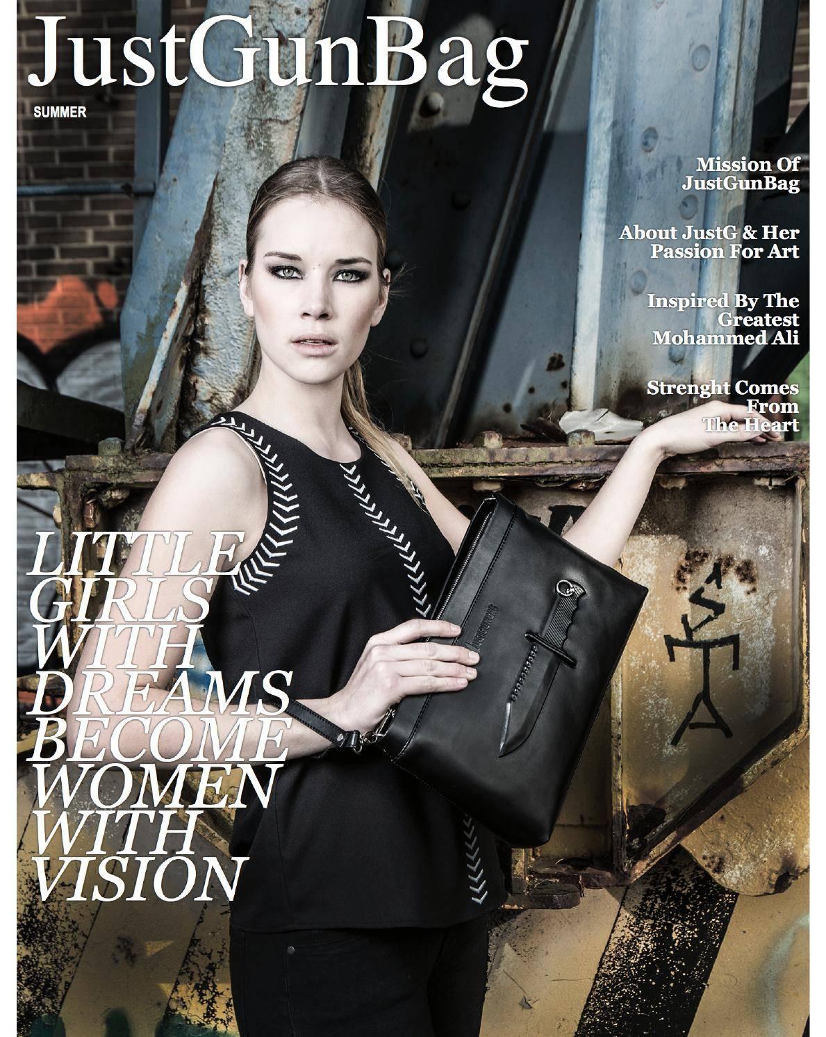 JustGunBag® Magazine