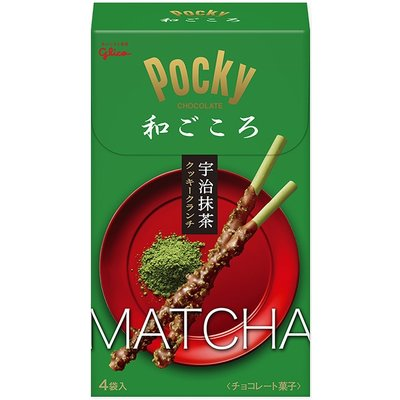 Pocky Wagokoro Matcha