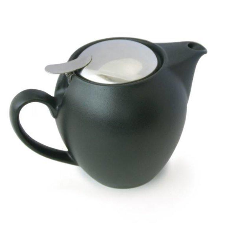 Zero Japan teapot matte black