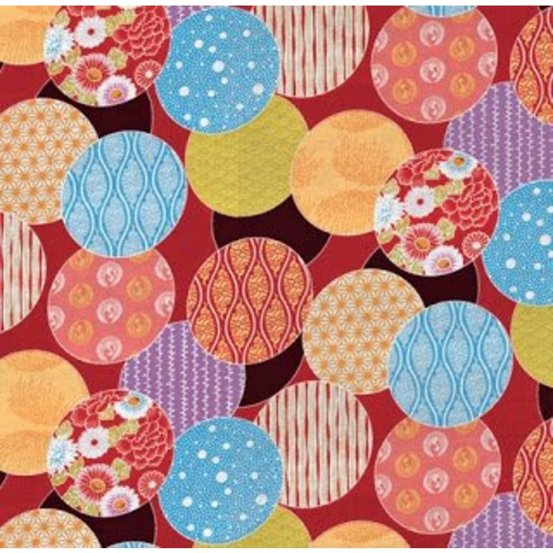 Kimono Gift Wrapping Papers