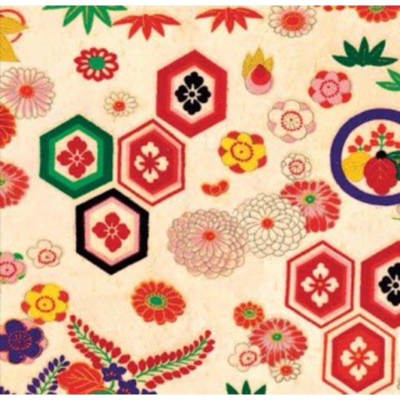 Kimono Gift Wrapping Papers