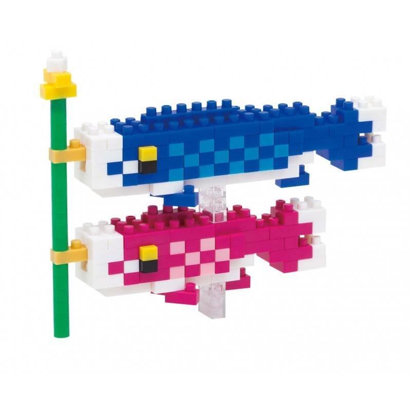 Nanoblock Koinobori
