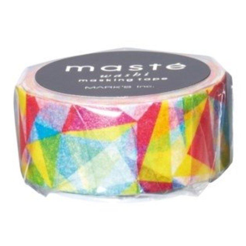 Maskng Tape Geometric