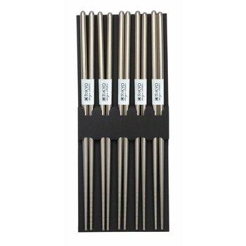 Tokyo Design Studio Stainless Steel Chopsticks
