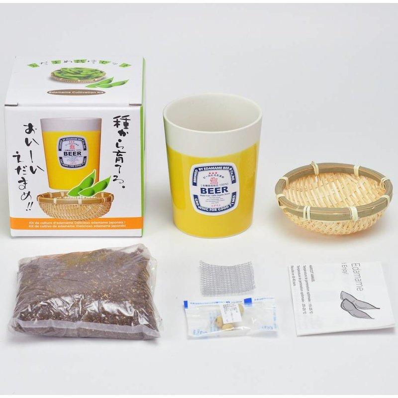 Edamame Growing Kit