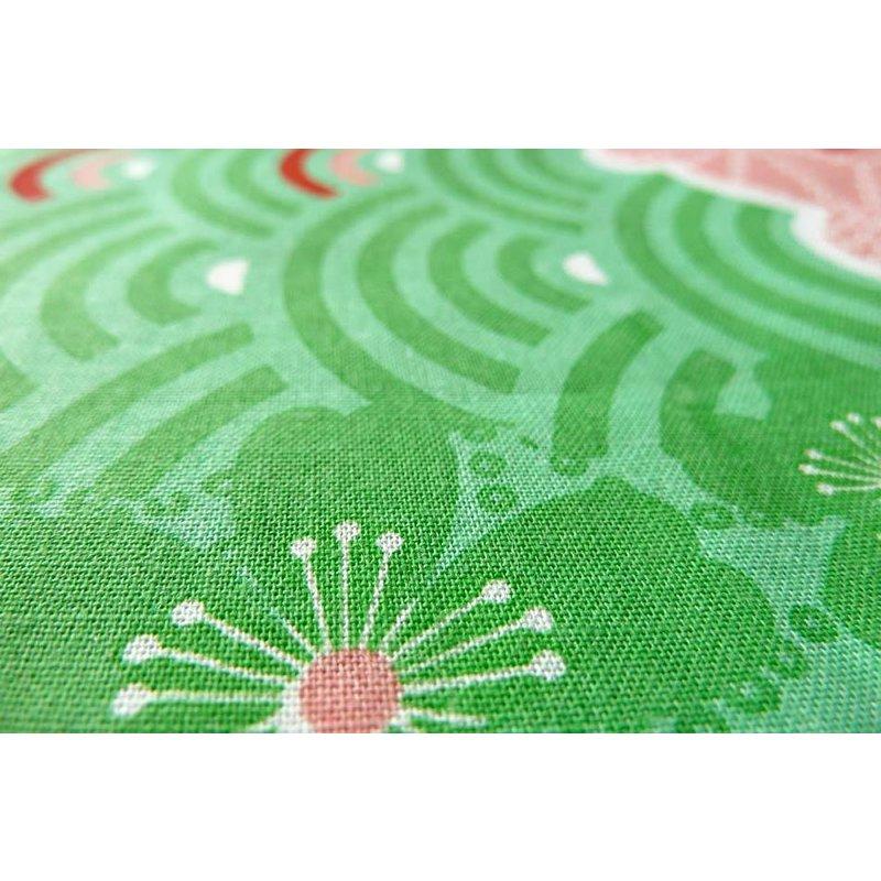 Karpervlag groen