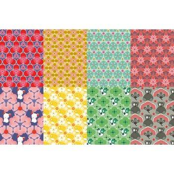Madame Mo Origami papier 2