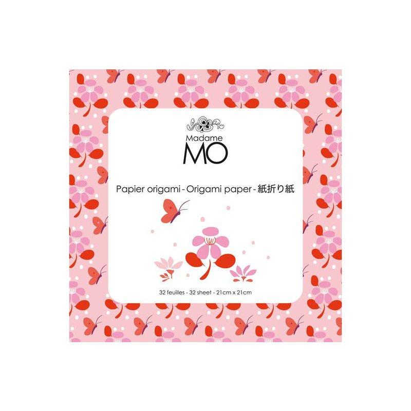 Madame Mo Origami Paper 5