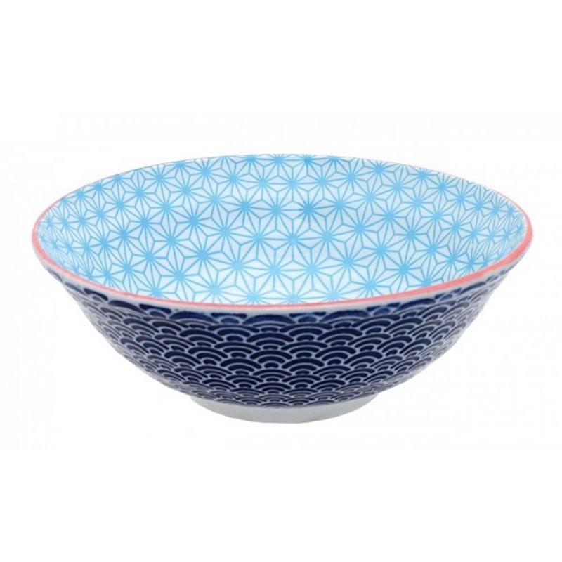 Japanese bowl asanoha
