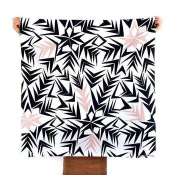 Link Collective Furoshiki Angles Black&Pink