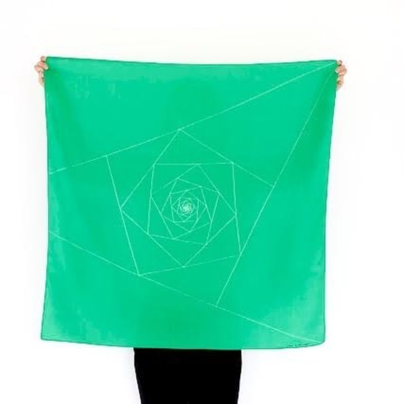 Furoshiki triangle van Link