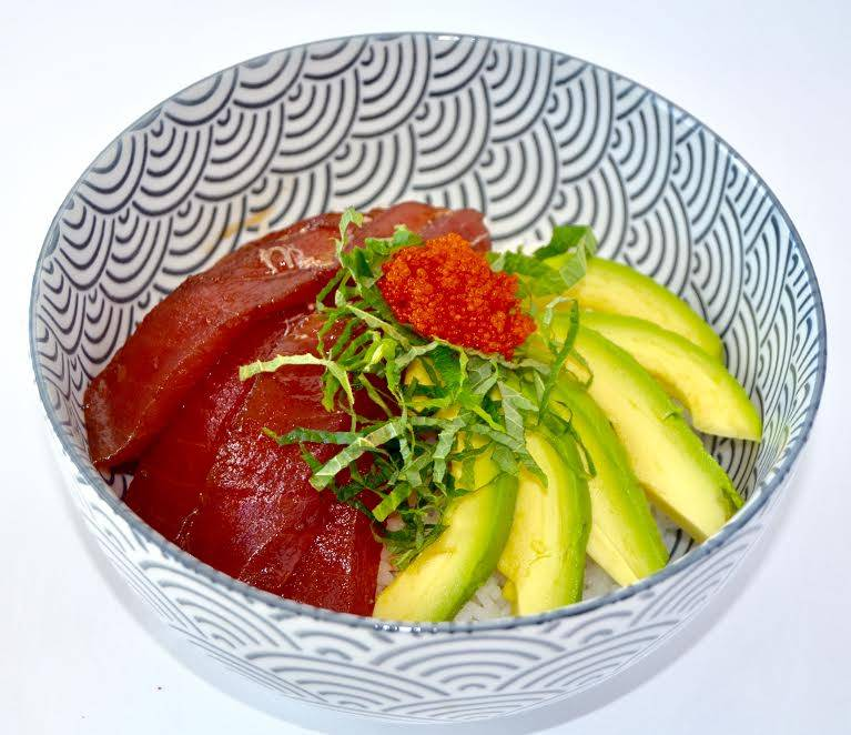 Pokebowl Recept