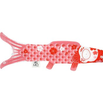 Madame Mo Koinobori Coral-pink