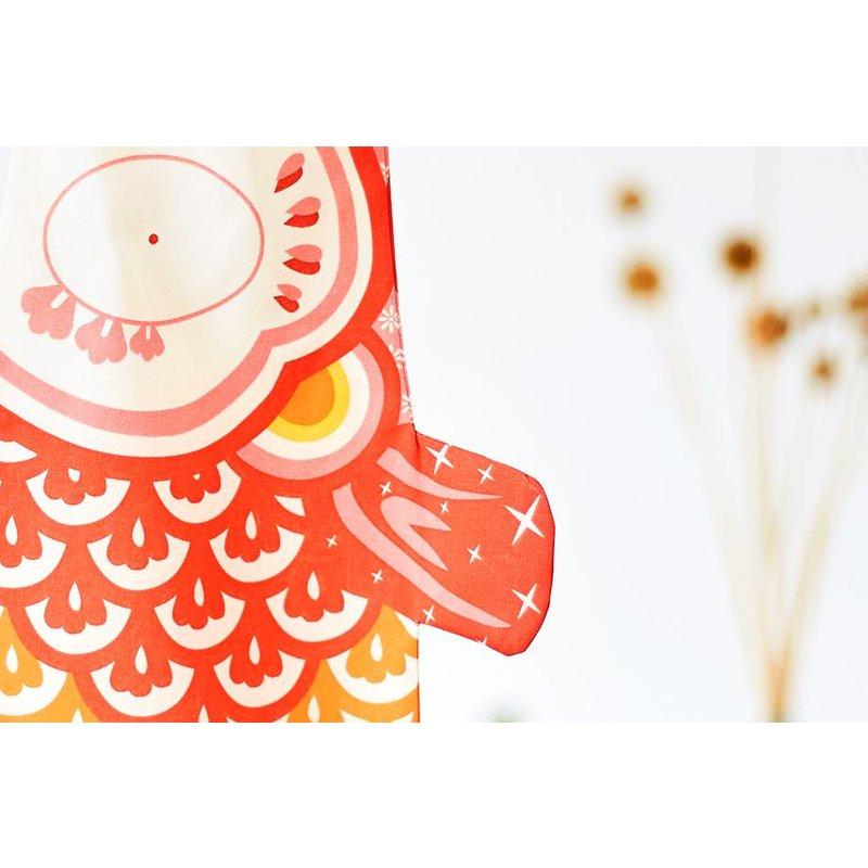 Japanse koinobori  karpervlag