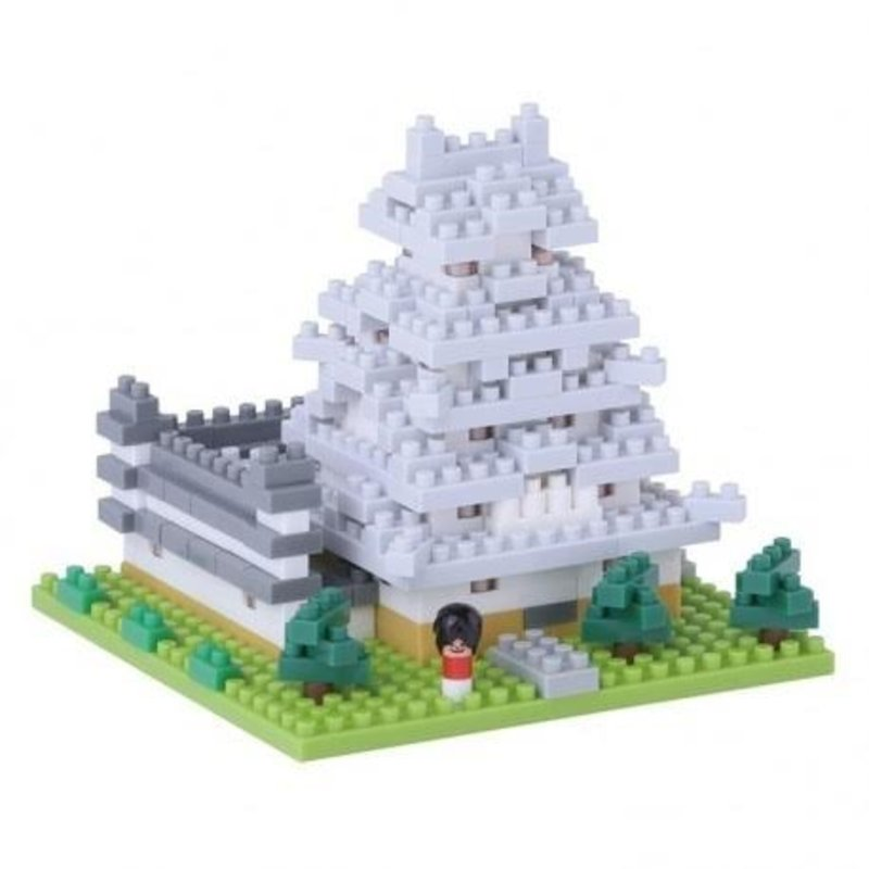 Nanoblock Himeji Castle