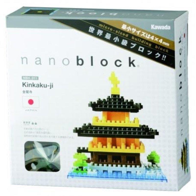 Nanoblock Kinkakuji