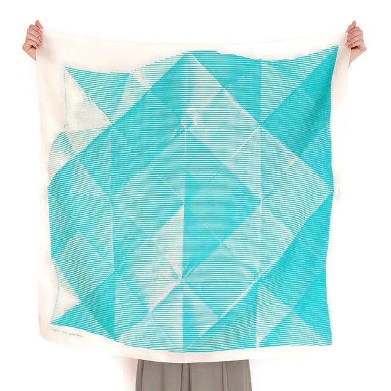 Furoshiki Folded Paper