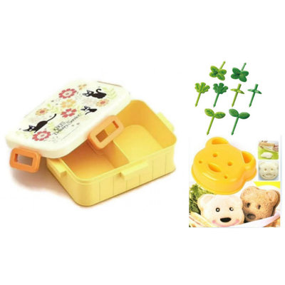 Back-to-school bento package