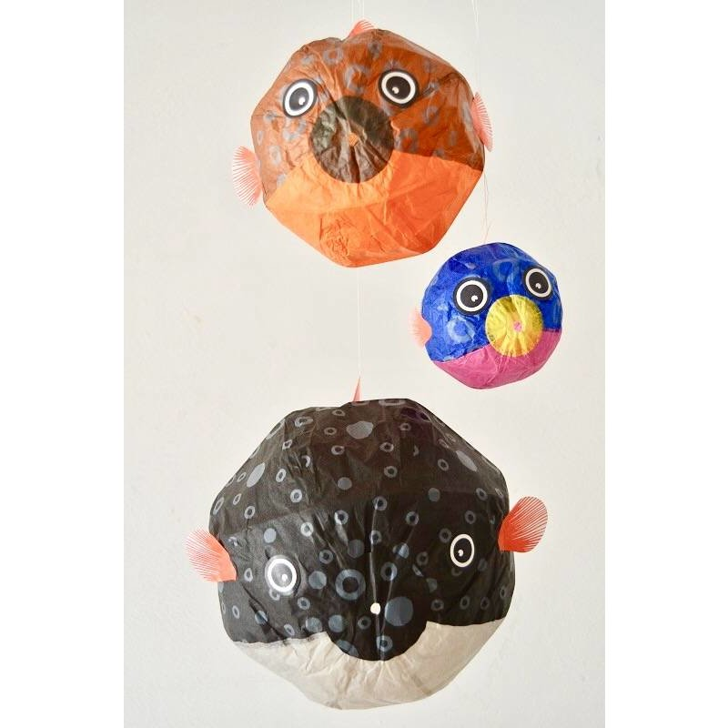 Papieren Ballonnetjes Kogelvis