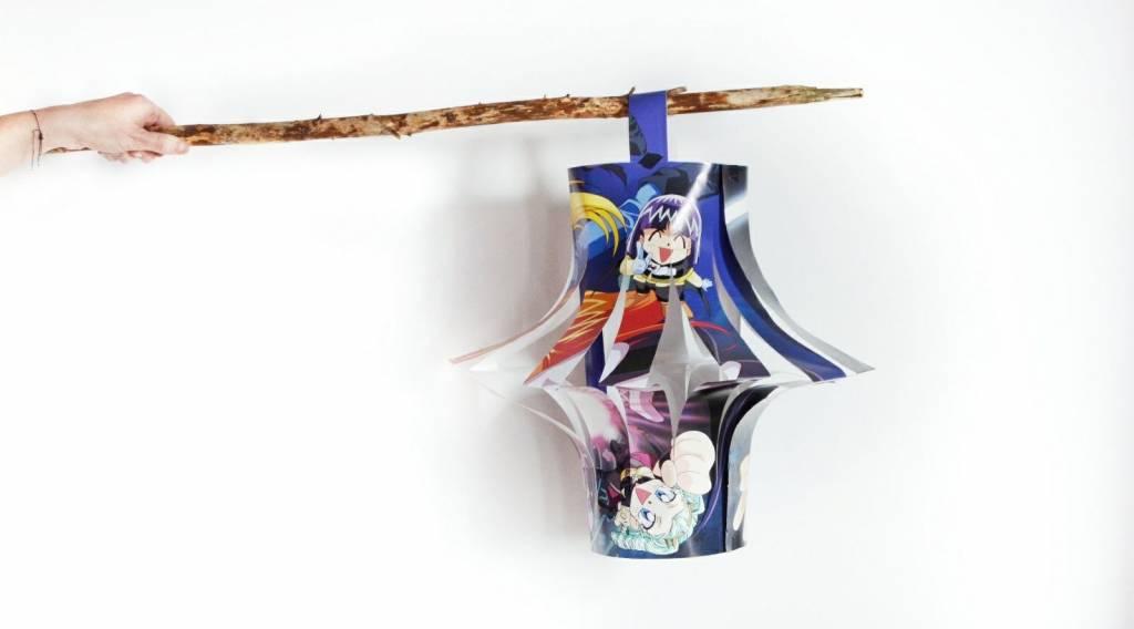 DIY Japanse Lampion