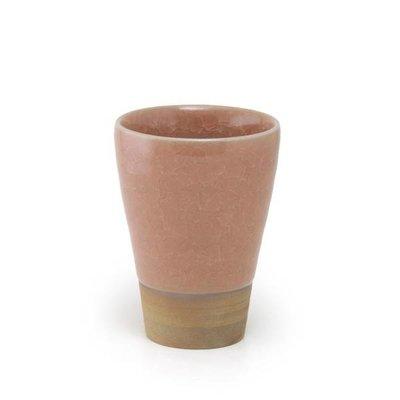 JapaneseTea Cup Kikko Pink