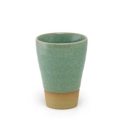 Tea Cup Kikko Grey-Green